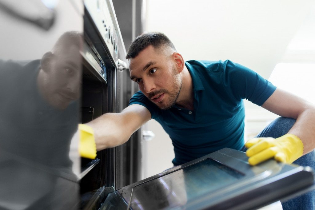 oven cleaning service in belfast